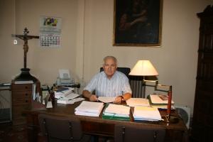 D. Sebastián Sánchez Maldonado, Vicario Judicial de Granada
