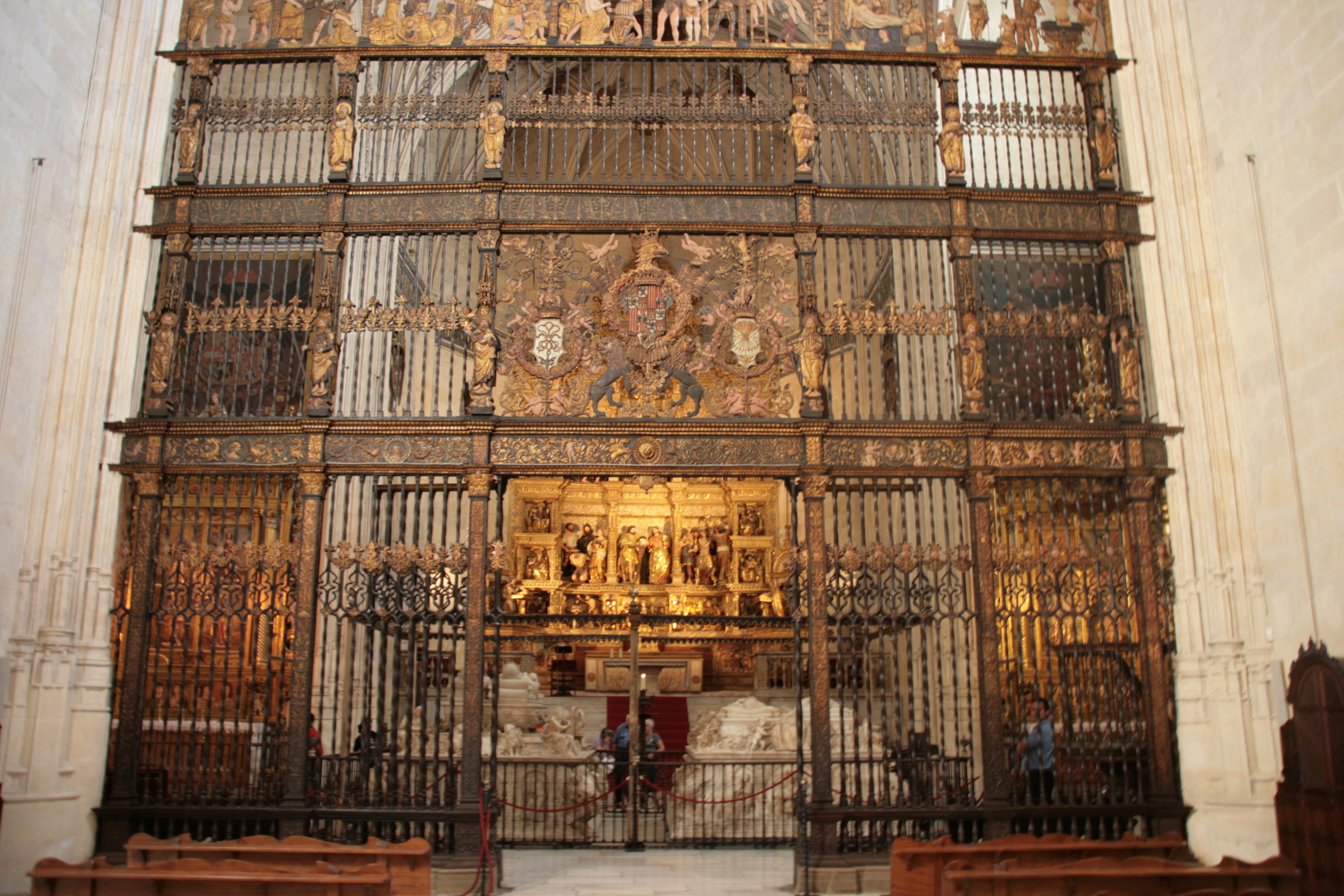 Granada Capilla Real