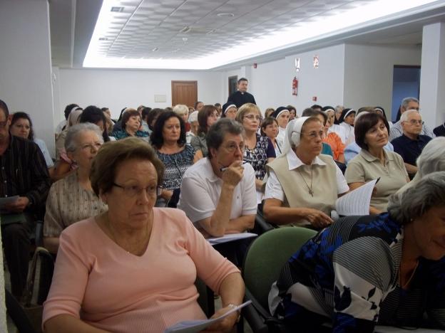 Encuentro Catequistas P. Eclesiástica Granada