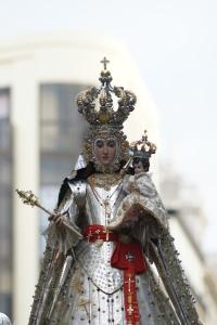 Nuestra Señora del Rosario.