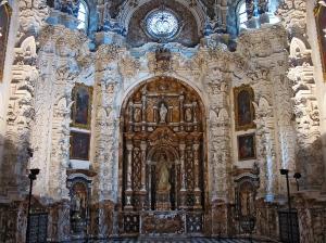 Iglesia de la Cartuja, Granada.