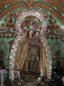 Nuestra Señora de las Nieves, Patrona de Las Gabias.