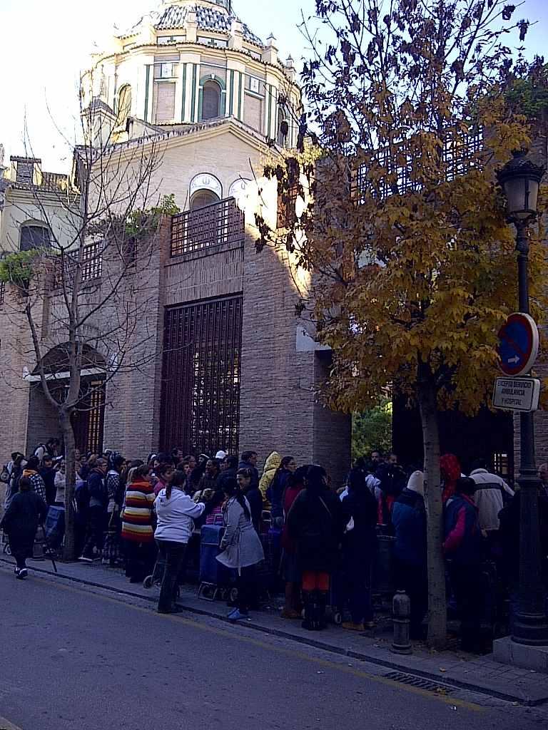 El Comedor Social de Granada conmemora su 25 aniversario con actos ...