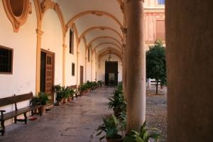 Claustro Abadía Sacromonte