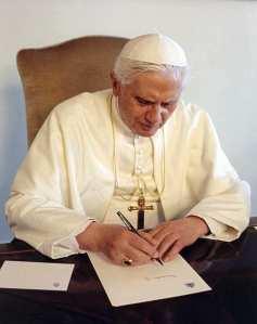 Benedicto XVI