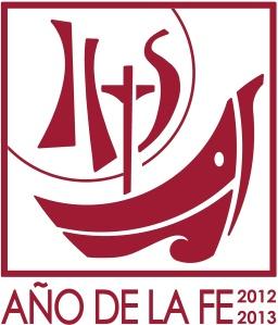 Año de la fe logo