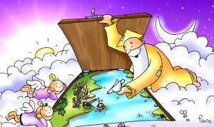 Ilustración del dibujante Fano.
