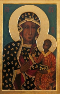 Icono Czestochowa