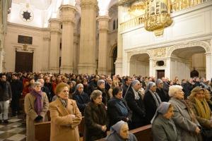 Acción gracias Benedicto XVI