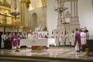 Eucaristía Acción de gracias Papa
