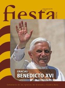 Fiesta 1003_Benedicto XVI