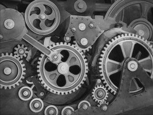 maquinaria producción