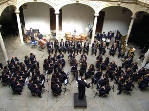 Banda Sinfónica Municipal de Ogíjares.