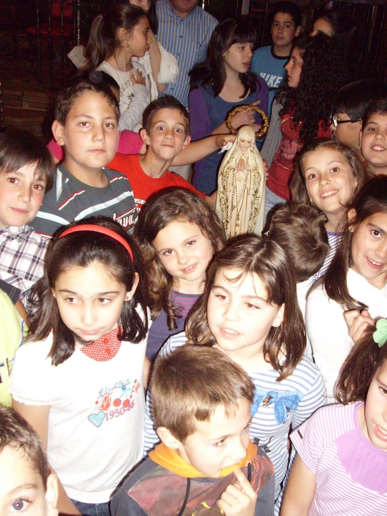 Niños. Parroquia Íllora