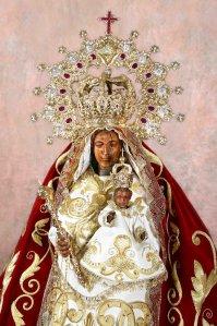 Virgen del Martirio, Ugíjar
