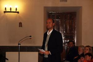 André Nunes da Silva renovó su Promesa en la Comunidad.