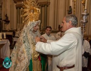 Cruz Virgen Esperanza