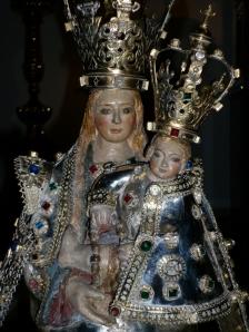 Nuestra Señora de la Antigua, patrona de Almuñécar.