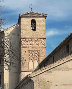 Alminar de la iglesia de San Juan de los Reyes.