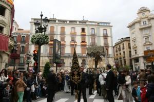 Virgen en Puerta Real