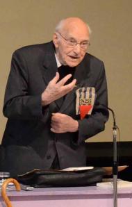 El sacerdote alemán Hermann Scheipers.