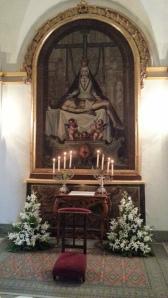 Altar Angustias