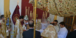 Altar Corpus Abadía