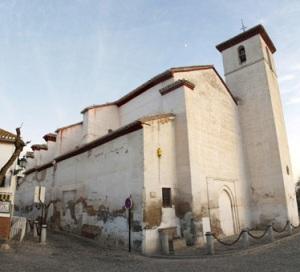 Iglesia de San Nicolás.