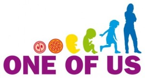"Logo ""One of us"""
