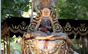 Virgen Angustias Granada