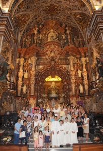 Basílica Angustias_parroquia Otura