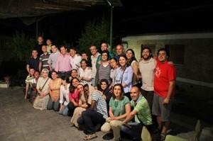 Cena Clausura Curso Pastoral Juventud
