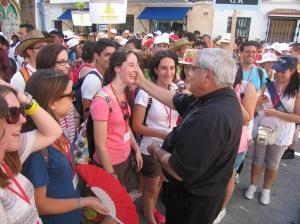 D. Javier jóvenes Rocío